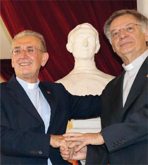 Don Tullio Locatelli dei Padri Giuseppini